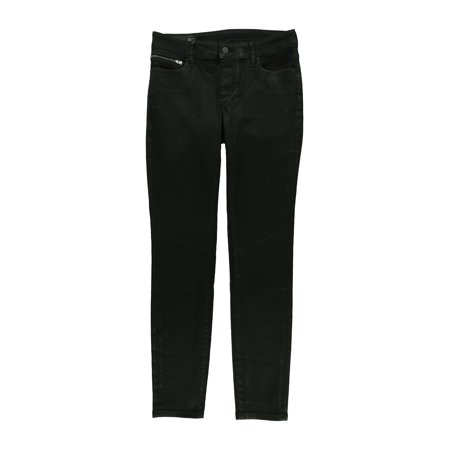 Armani Womens Moto Super Skinny Fit Jeans 0204 28x29