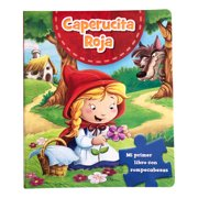 "Books in Spanish My First Book with Puzzle ""Caperucita Roja"" (Libros en Español, Mi primer Libro con Rompecabezas)"