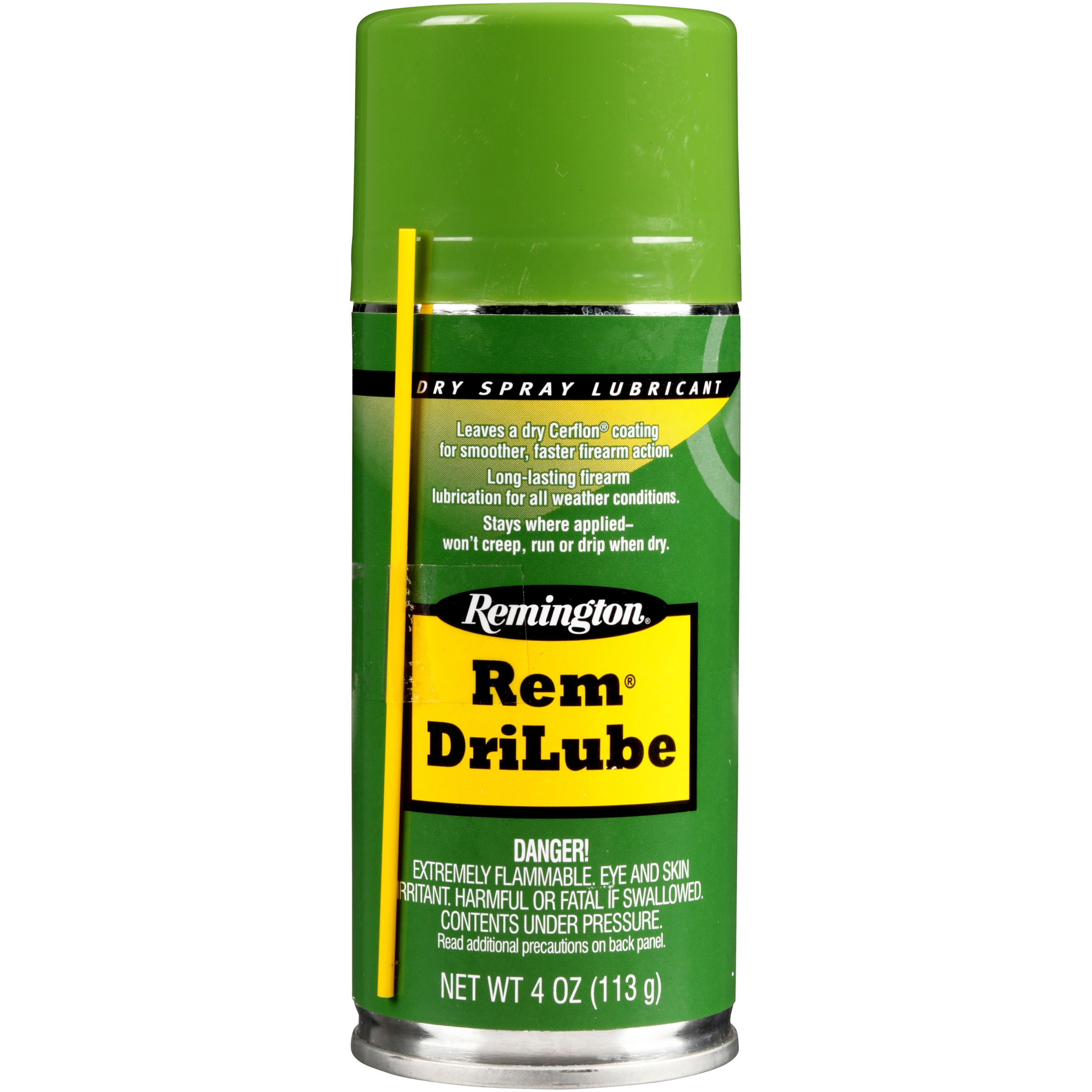 Remington® Rem® DriLube Dry Spray Lubricant 4 oz. Aerosol Can