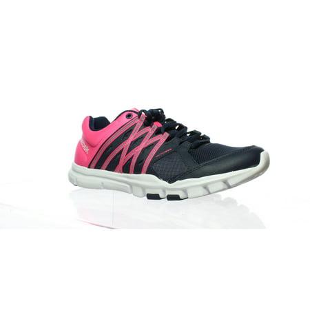 Reebok Womens Yourflex Trainette 8.0Lmt Blue Cross Training Shoes Size