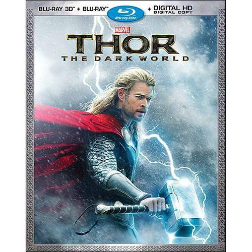 Thor: The Dark World (3D Blu-ray + Blu-ray + Digital HD) (Widescreen)
