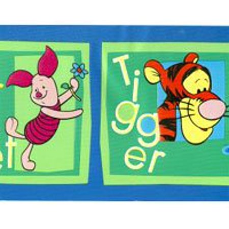 Disney Winnie the Pooh and Pals - Wallpaper Border, One wall border pack. By store51
