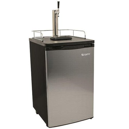 "EdgeStar KC2000  20"" Wide Kegerator and Keg Beer Cooler for Full Size Kegs"
