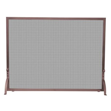 Uniflame Corporation 1 Panel Fireplace Screen