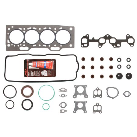Evergreen HS2002 Head Gasket Set Fits 87-94 Toyota Tercel 1.5 SOHC 3E 3EE (Sohc 12v Head Gasket)