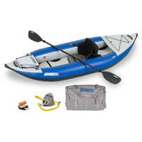 Sea Eagle 300X Explorer Inflatable Kayak Pro Package
