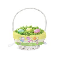 Personalized Peppa Pig Spring Easter Basket