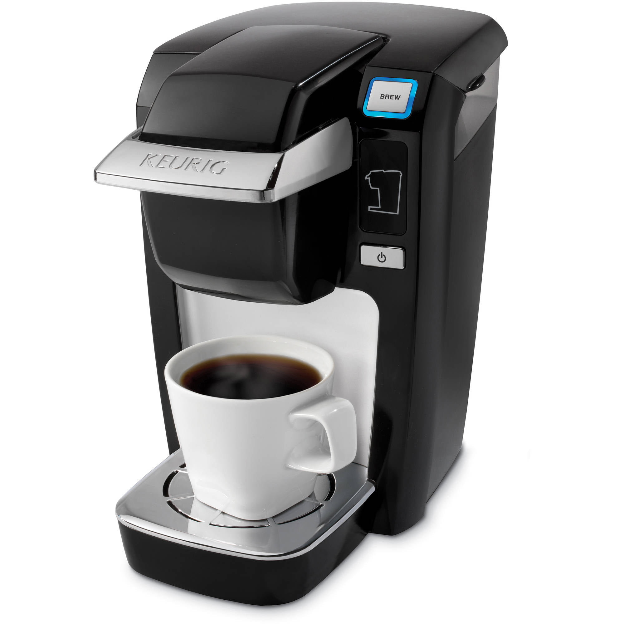 Keurig K10 Mini Plus Coffeemaker Brewing System Walmartcom