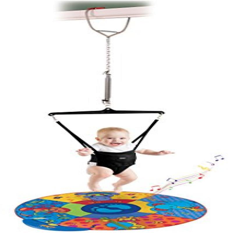 jolly-jumper gift Pack-exerciser + Playmat