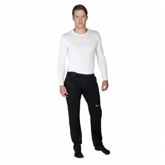 Venture Heat BH-9112 Heated Base Layer Bottoms with Tri-Zone Heating Area Men by Venture Heat
