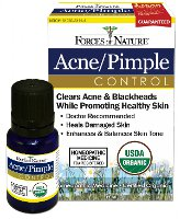 Acne Pimple Control Forces of Nature 11 ml Liquid