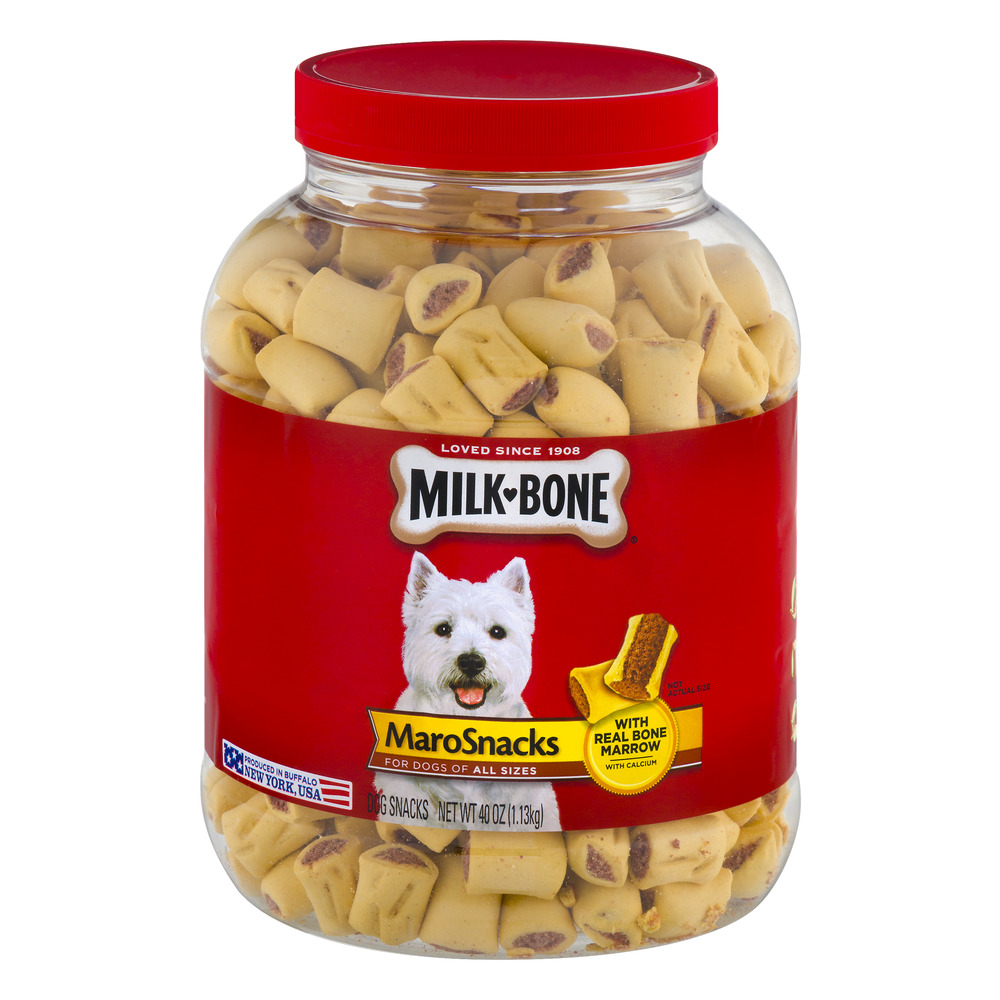 Milk Bone MaroSnacks, 40.0 OZ