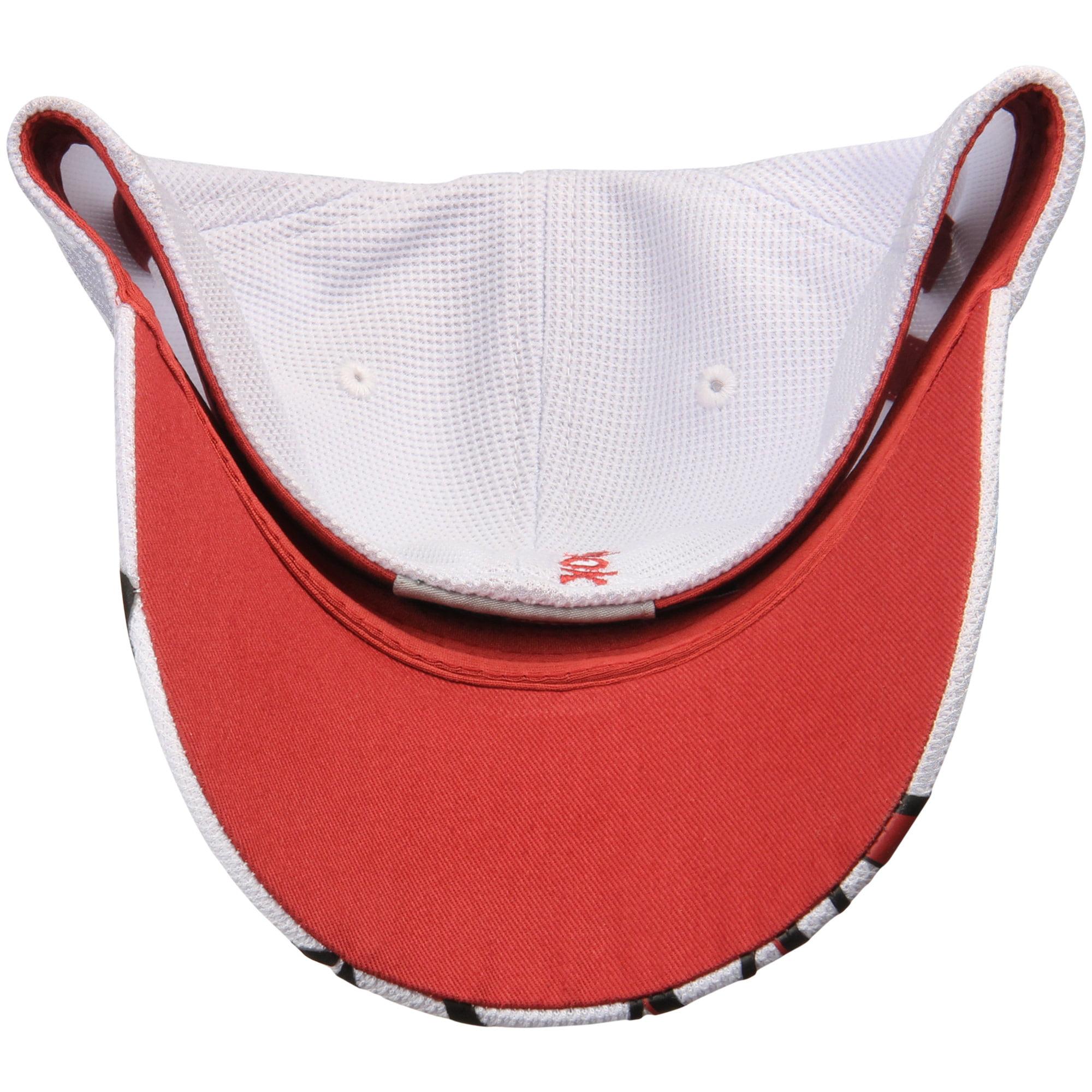 new product b8dde bebe1 Arizona Coyotes Reebok Face Off Draft Flex Hat - White - Walmart.com