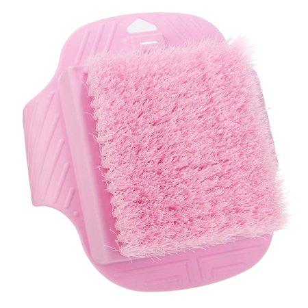 Bath Blossom Foot Scrub Brush Exfoliating Feet Scrubber Washer Spa Shower