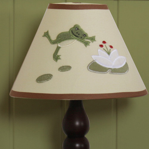 geenny lamp shade without base, froggy