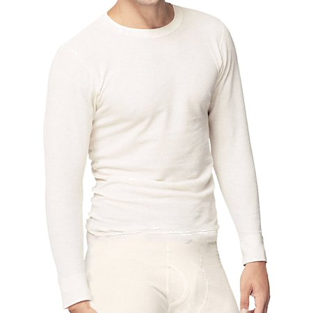 Flag Thermal Shirt - Mens Thermal Shirt Underwear Waffle Knit Cotton