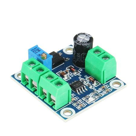 Genuine SP™ 5pcs Voltage Frequency Converter 0-10V To 0-10KHz Conversion Module 0-10V to 0-10KHZ Frequency Module Frequency Voltage Converter