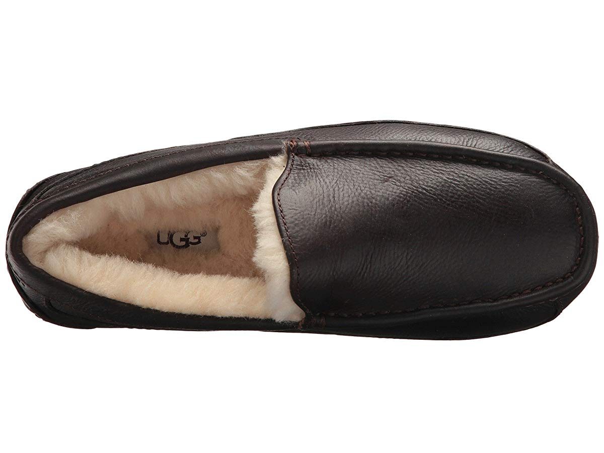 UGG - UGG Ascot Men's China Tea Leather