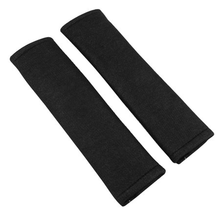WALFRONT 2pcs/Set Universal Car Seat Belt Protection Pads Comfortable Shoulder Strap Cushion Cover, Car Shoulder Pad, Seat Belt Shoulder Pad