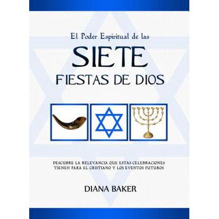 El Poder Espiritual de las Siete Fiestas de Dios - eBook (A Festa De Halloween)