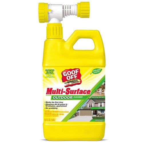 Goof Off Multiuse Hose End Sprayer 56 Oz