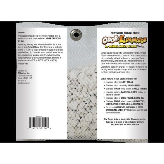 Gonzo Odor Eliminating Rocks For Homes 3
