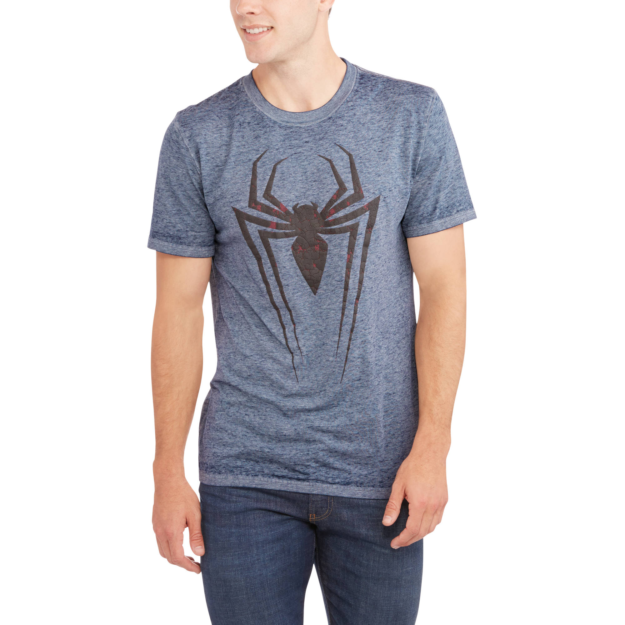 Marvel Spider-Man Men's Call Sign Graphic Tee
