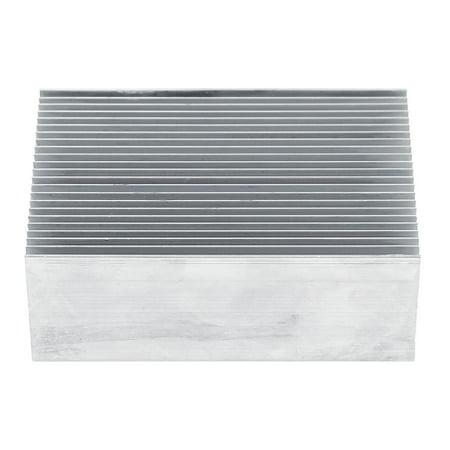 Ejoyous 1pc Aluminum Heatsink Heat Sink Cooling for Led Amplifier Transistor IC Module 100*69*36mm, Cooling Chip, Cooler - image 1 of 7