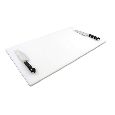 Commercial Extra Large Plastic Cutting Board 30 x 18 x