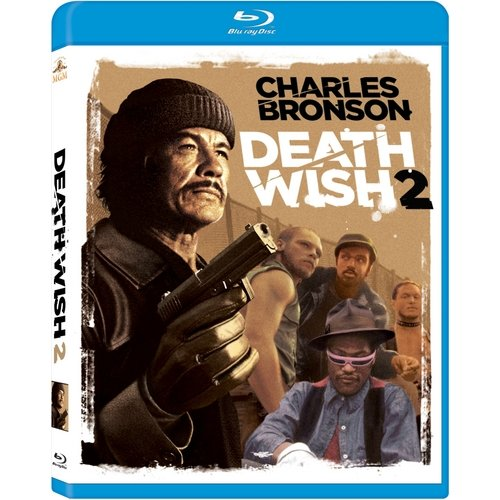 Death Wish II (Blu-ray) (Widescreen)