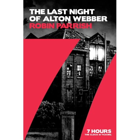 The Last Night of Alton Webber - eBook](Alton Towers Halloween Night)