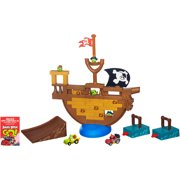 Hasbro Angry Birds Go Pirate Pig Attack Game