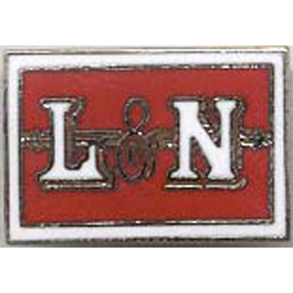 L & N Railroad Pin 1""