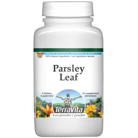 Parsley Leaf Powder (4 oz, ZIN: 511920) - 3-Pack Parsley Leaf Powder