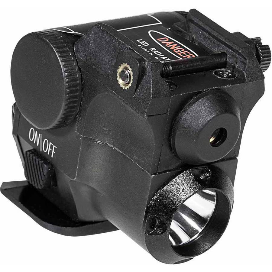 Firefield Compact Green Pistol Laser Flashlight Combo