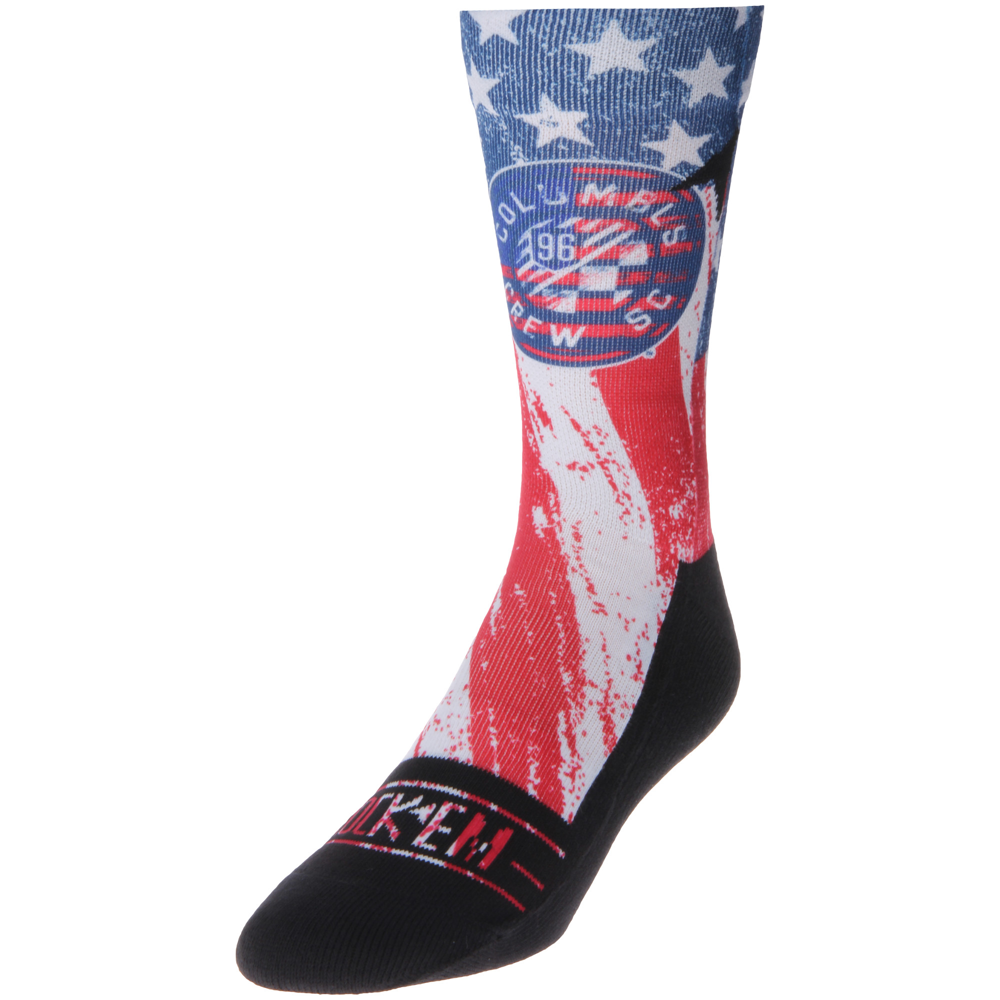 Columbus Crew SC For Club and Country Socks - Blue