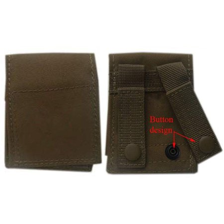 .308 Mag Magazine Pistol Ammo Pouch Bullet Pouch-TAN thumbnail