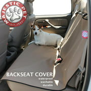 Majestic Pet Products Universal Waterproof Back Seat Cover