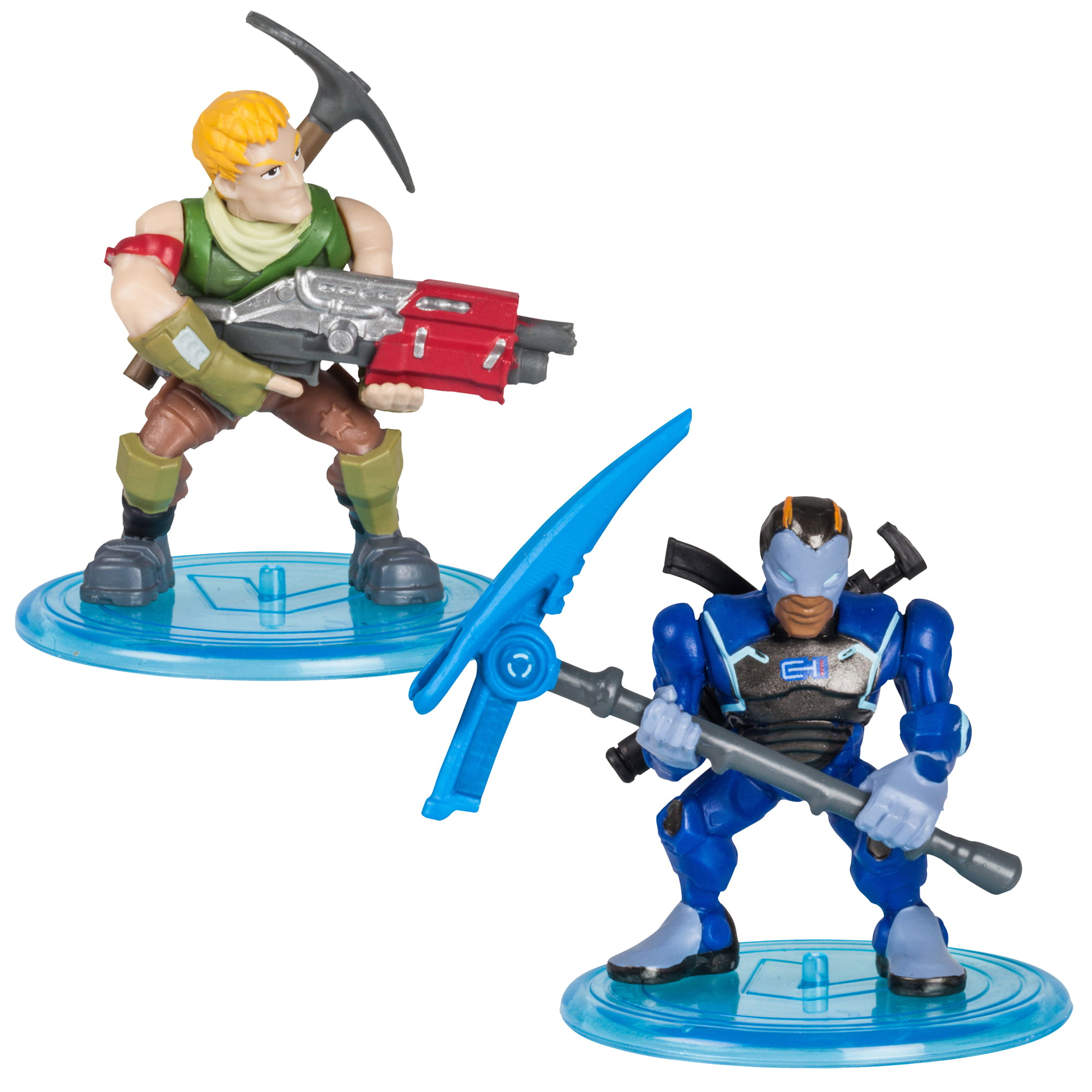 Hot Game Fortnight Nite 3D SS Battle Royale Mode Core Figure Pack Carbide Gift