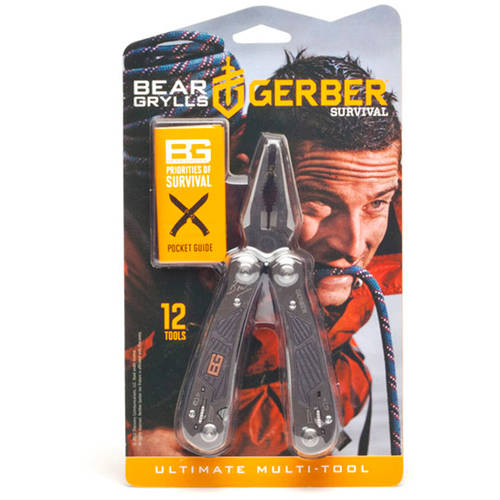 Gerber Bear Grylls Ultimate Multi-Tool with Sheath