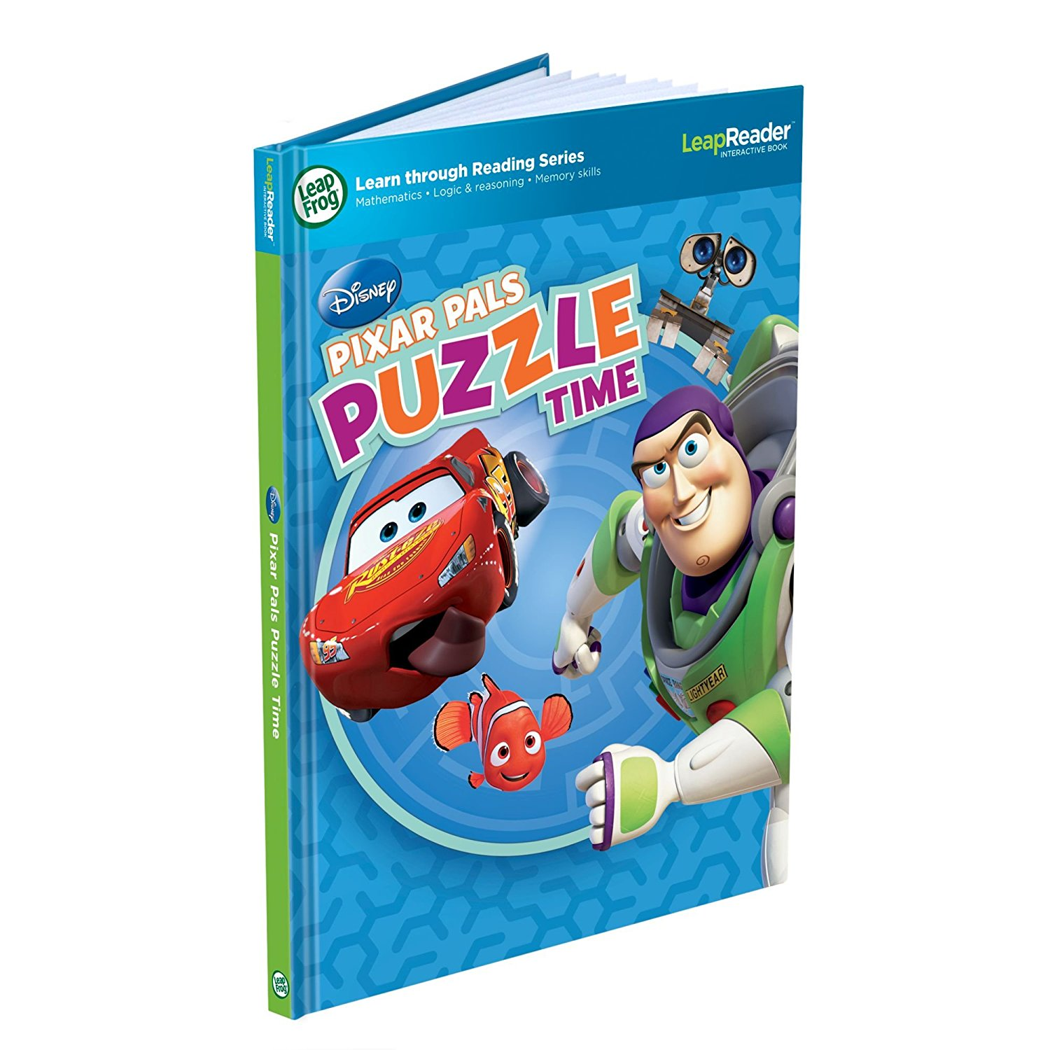 Tag Game Book: Pixar Pals Puzzle Time, Join friends from Toy Story 3, Cars, Finding Nemo... by