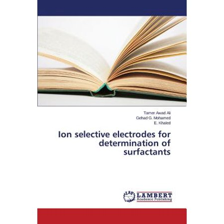 Ion Selective Electrodes for Determination of - Chloride Ion Selective Electrode