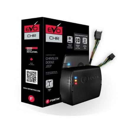 Fortin OEM Plug & Play Remote Start Car Starter for Dodge Ram Chrysler