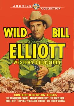 Wild Bill Elliott Western Collection (DVD) by Warner Bros