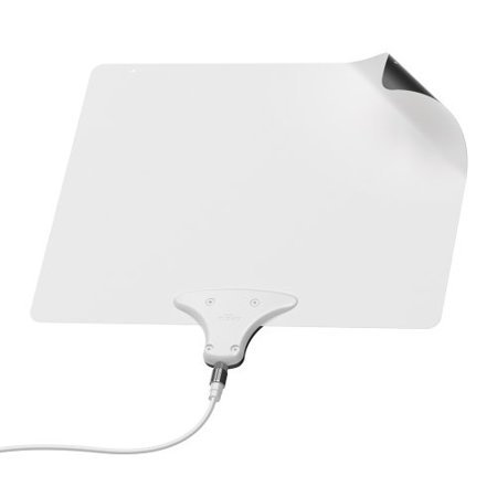 Mohu Antenna Leaf 30 Paper-Thin Indoor Hdtv Antenna (MH-110502)NEW FREE