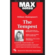 MAXnotes: The Tempest (Maxnotes Literature Guides) (Paperback)