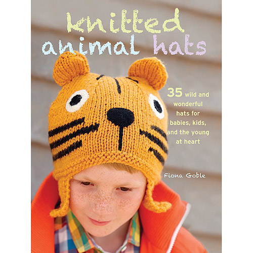 Cico Books Knitted Animal Hats