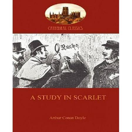 A Study in Scarlet - image 1 de 1