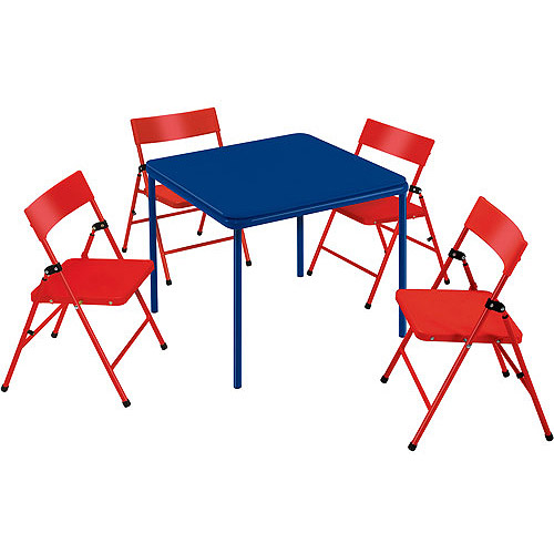 Safety 1st - Children's Folding Table and Chairs (Mix and Match)