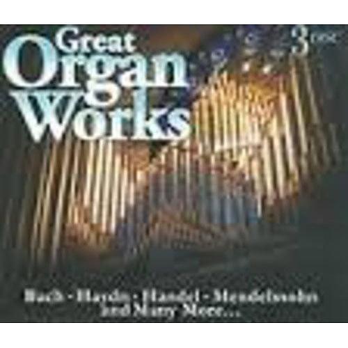 Great Organ Works / Various